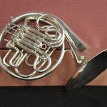 Conn Silver French Horn