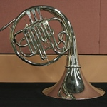 Soul Instruments Silver French Horn